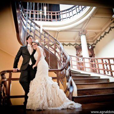 Street Wedding de Juliana e Allan