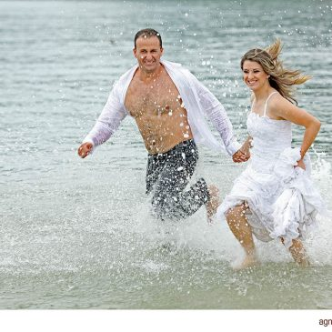 Trash The Dress Louise e Edson