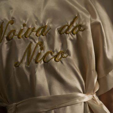 10 out 2 015 Casamento de Michele e Nico
