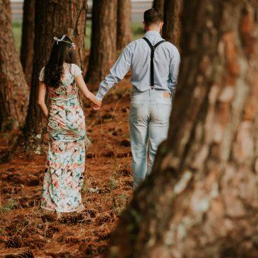 Pré Wedding Rapha e Gabriel