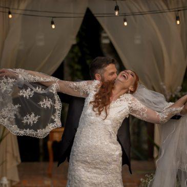 Casamento de Carla e Cristiano