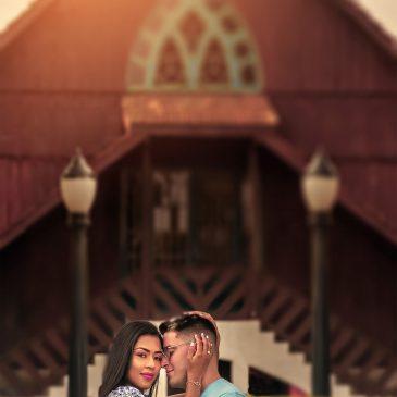 Pré Wedding Milena e Molieser