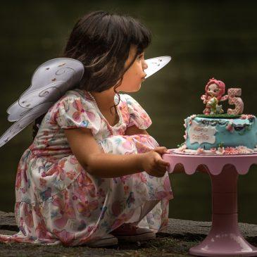Maria Cecilia – aniversário de 5 aninhos